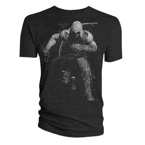 [Assassin's Creed 3: T-Shirts: Running To Battle (Product Image)]