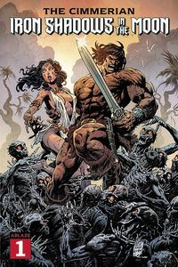 [Cimmerian: Iron Shadows In The Moon #1 (Cover A Level) (Product Image)]