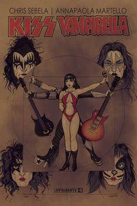 [Kiss/Vampirella #4 (Cover B Ihde) (Product Image)]