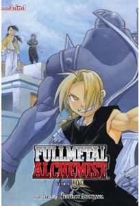 [Fullmetal Alchemist 3-In-1 Edition: Volume 3 (Product Image)]
