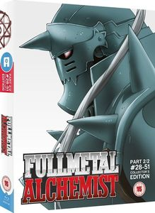 [Full Metal Alchemist: Part 2: Collector's Edition (Blu-Ray) (Product Image)]