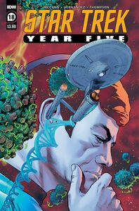 [Star Trek: Year Five #18 (Product Image)]