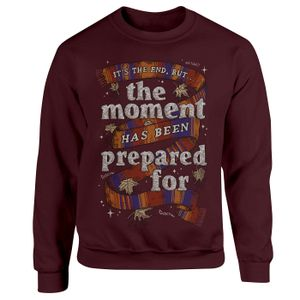 [Doctor Who: Anniversary Collection: Sweatshirt: It's The End... (Product Image)]