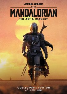 [Star Wars: The Mandalorian: The Art & Imagery (Collector's Edition Hardcover): Volume One (Product Image)]
