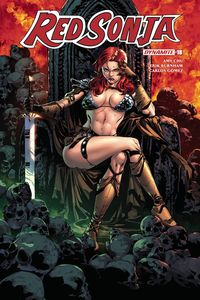 [Red Sonja #18 (Cover C Gomez) (Product Image)]