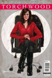 [Torchwood 2 #1 (Cover E Myers) (Product Image)]