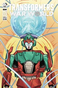 [Transformers #32 (Cover A Umi Miyao) (Product Image)]