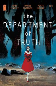 [Department Of Truth #1 (Delledera Variant) (Product Image)]