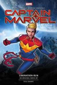 [Captain Marvel: Liberation Run Prose Novel: 2 (Product Image)]