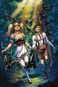 [Gretel #5 (Cover D Otero) (Product Image)]