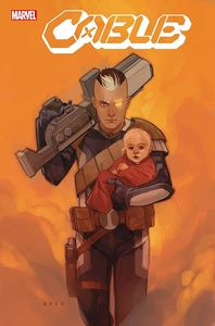 [Cable: Gerry Duggan: Volume 1 (Hardcover) (Product Image)]