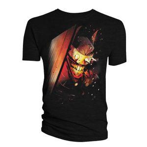 [Batman: T-Shirt: Metal By Jock (Product Image)]