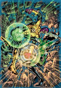 [Green Lantern #6 (Cover B Bryan Hitch Card Stock Variant) (Product Image)]