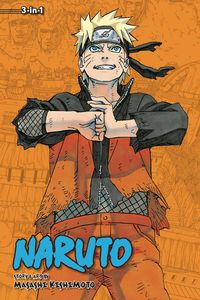 [Naruto: 3-In-1 Edition: Volume 22 (Product Image)]