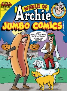 [World Of Archie: Jumbo Comics Digest #103 (Product Image)]
