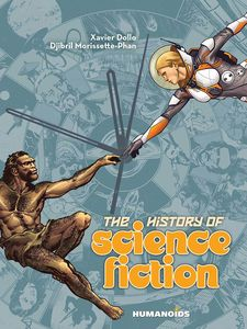 [The History Of Science Fiction (Hardcover) (Product Image)]