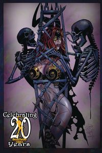 [Tarot: Witch Of The Black Rose #121 (20th Anniversary) (Product Image)]
