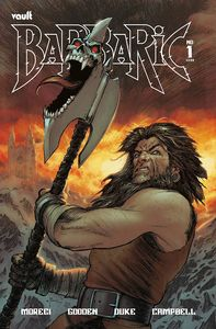 [Barbaric #1 (Cover F Pace Variant) (Product Image)]