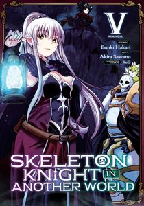 [Skeleton Knight In Another World: Volume 5 (Product Image)]
