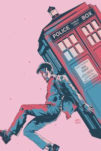 [Doctor Who: 11th Doctor: Year Three #9 (Cover C Fuso) (Product Image)]
