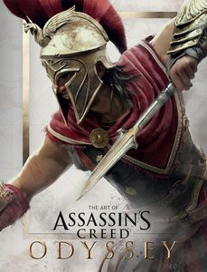 [The Art Of Assassin's Creed Odyssey (Product Image)]