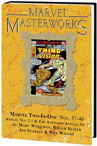 [Marvel Masterworks: Marvel Two In One: Volume 4 (Dm Variant Edition 278 Hardcover) (Product Image)]