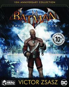 [DC Batman Arkham Asylum Figure Collection #6: Zsasz (Product Image)]