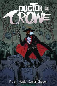 [Dr Crowe #1 (Cover A Brown) (Product Image)]
