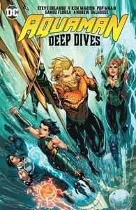 [Aquaman: Deep Dives (Product Image)]