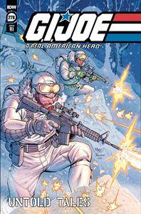 [GI Joe: A Real American Hero #278 (Royle Variant) (Product Image)]
