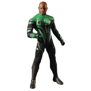 [DC Comics: Action Figure: John Stewart Green Lantern (Product Image)]