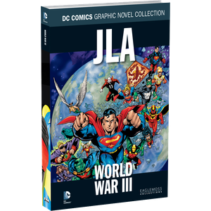 [DC Graphic Novel Collection: Volume 142: JLA World War III (Hardcover) (Product Image)]