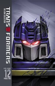 [Transformers: IDW Collection Phase Two: Volume 12 (Hardcover) (Product Image)]