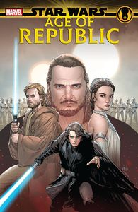 [Star Wars: Age Of Republic (Hardcover) (Product Image)]