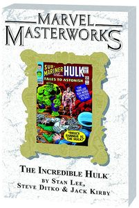 [Marvel Masterworks: The Incredible Hulk: Volume 2 (DM Variant Edition) (Product Image)]