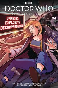 [Doctor Who: The 13th Doctor #4 (Cover A Sposito) (Product Image)]