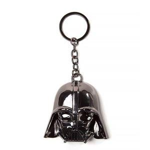 [Star Wars Darth Vader 3d Metal Keychain (Product Image)]
