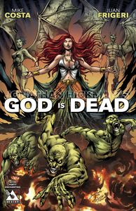 [God Is Dead #40 (Enchanting Cover) (Product Image)]