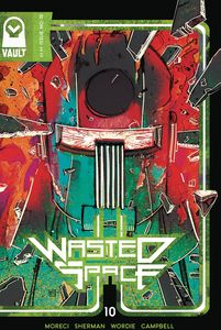 [Wasted Space #10 (Product Image)]