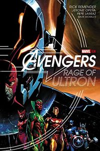 [Avengers: Rage Of Ultron (Hardcover) (Product Image)]