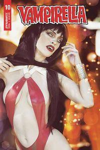 [Vampirella #10 (Cover E Nixie Sweet Cosplay) (Product Image)]