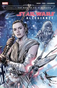 [Journey To Star Wars: The Rise Skywalker: Allegiance: Volume 1 (Product Image)]