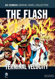 [DC Graphic Novel Collection: Volume 92: Flash: Terminal Velocity (Product Image)]