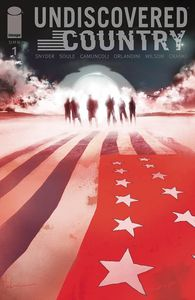 [Undiscovered Country #1 (Cover B Jock Variant) (Product Image)]