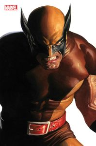 [Wolverine #6 (Alex Ross Wolverine Timeless Variant XOS) (Product Image)]