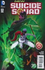 [New Suicide Squad #12 (Green Lantern 75 Variant Edition) (Product Image)]