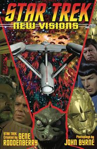 [Star Trek: New Visions: Volume 5 (Product Image)]