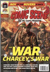 [Comic Scene: UK Magazine #3 (Product Image)]