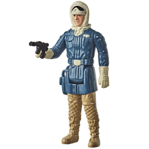 [Star Wars: The Empire Strikes Back: Retro Collection Action Figure: Han Solo (Hoth) (Product Image)]
