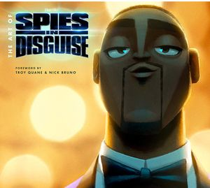 [The Art Of Spies In Disguise (Hardcover) (Product Image)]